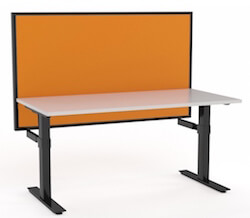 Agile Fixed Single Desk 1500