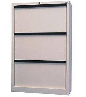 Eurotilt 3 Drawer Filing Cabinet