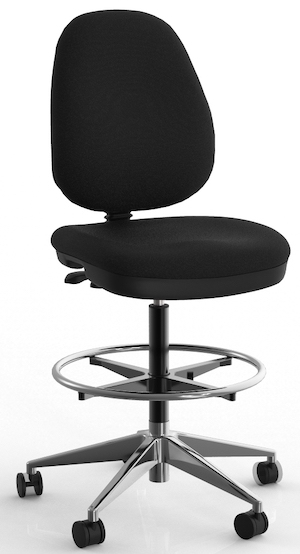 Evo Deluxe Highback High Office Chair