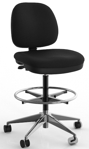 Evo Deluxe Midback High Office Chair
