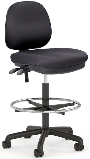 Evo Midback High Office Chair