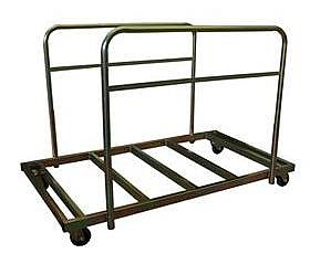 Folding Table Trolley Heavy Duty