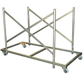 Folding Table Trolley Light Duty