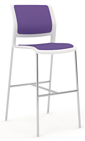 Event Upholstered Barstool