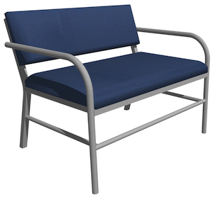 HD Bariatric Chair 1000mm Wide
