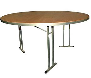 HDRS Round Folding Table 1500