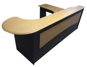 Mason 2200 Left Reception Desk