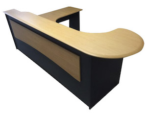Mason 2400 Right Reception Desk