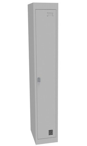 Alpha 1 Door Bank of 1 Locker 375