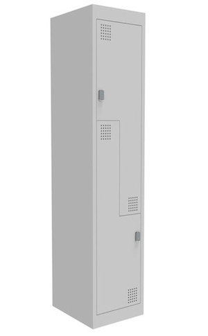 NZ 2 Step Bank of 1 Locker 375mm