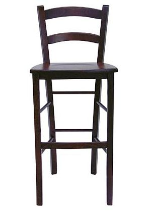 Perth Timber Barstool