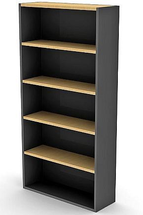 Alpha 1800H Bookcase