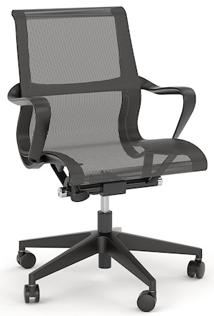 Mesh Office Chairs Black Ergonomic Mesh Office Chair Nz