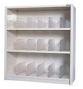 Shelving Adjustable 3 Levels