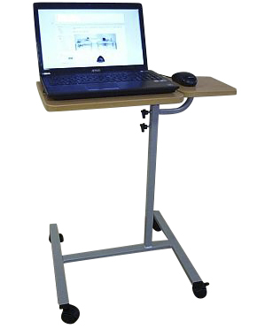 Standing Laptop Trolley