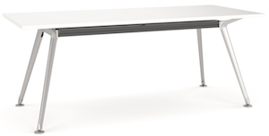 Team Table Rec 2400 Alloy