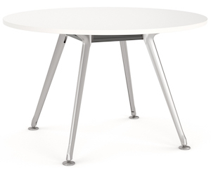 Team Table Round 1200 Alloy