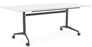 TF Flip Table Black 1800x900