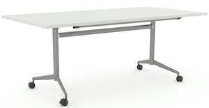 TF Flip Table Silver 1800x900