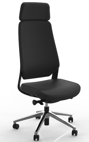 Vivo Highback Chair No Arms