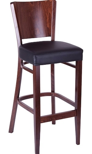 York Upholstered Seat Barstool Quality Matters Ccfnz