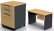 Alpha Office Furniture Range