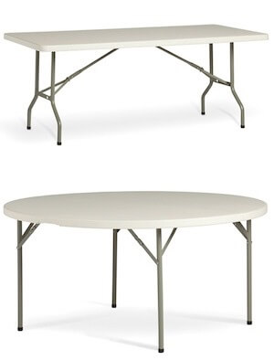 How to Find the Right Lightweight Folding Table